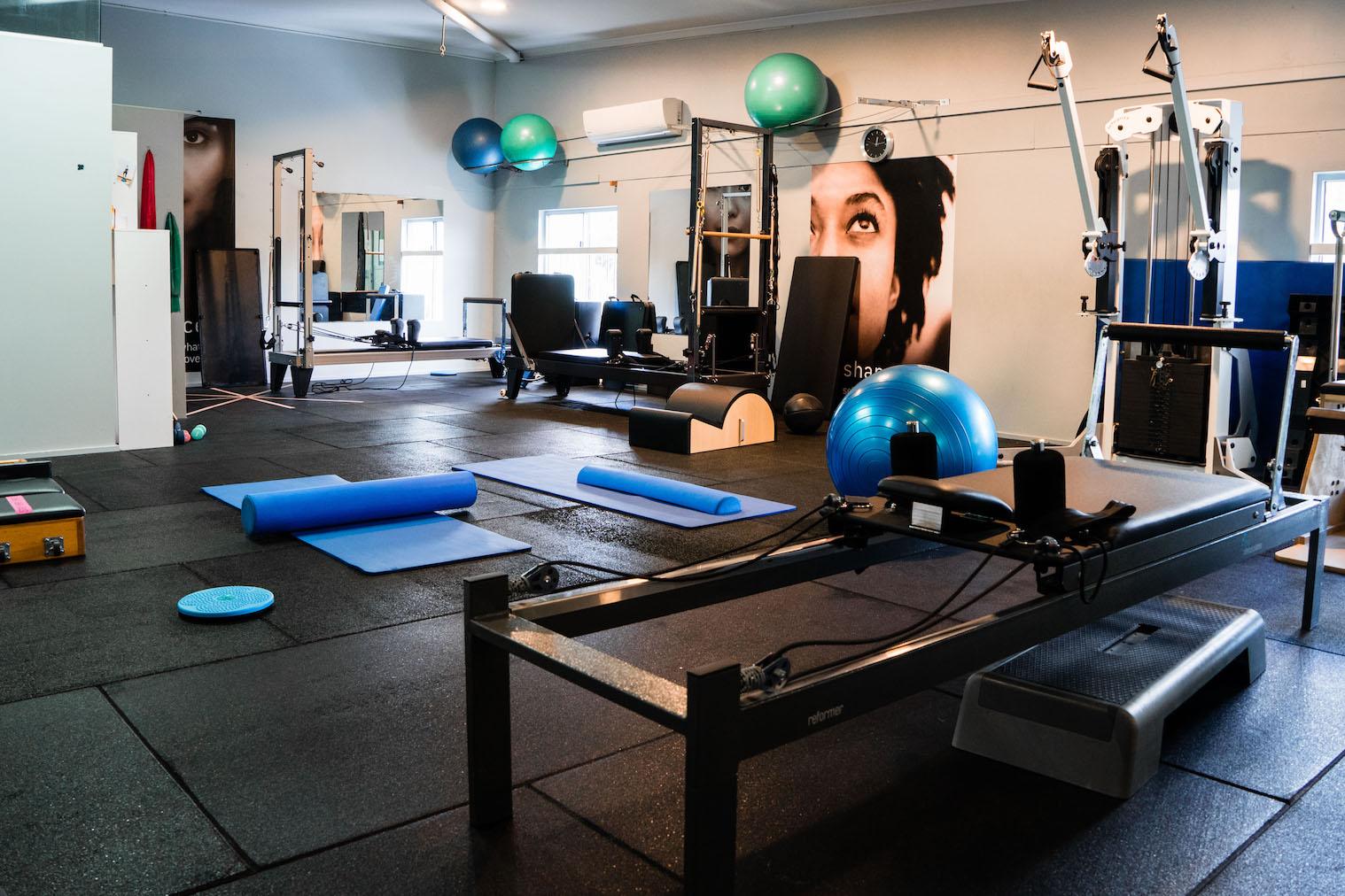 pilates gym web
