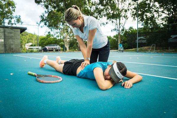 tennis physio web