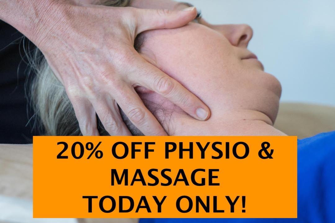 discount massage deal