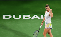 Australian Tennis Open Qualifying Dubai