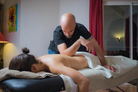 Tibo remedial massage therapist the gap