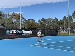 canberra protour tennis event 2021